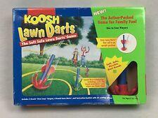 Koosh Lawn Darts Safe Family Fun Outdoors Game OddzOn B2850 NIP FREE SHP