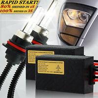 QUICK START XENON HID CONVERSION BALLAST KIT H1 H4-3 H7 H11 9005 9006 9007 H13
