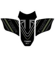 PARASERBATOIO RESINA 3D TRIUMPH TIGER 800 XCX 2018-2019 GP-635 (Green)