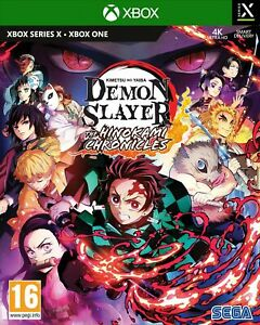 Demon Slayer  Chronicles Launch Ed (Xbox One/Series X) Brand New & Sealed