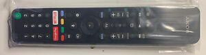 Sony RMF-TX500P remote controller for  LED 4K Ultra HD Android Smart TV OLED TV