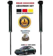 pour Audi A6 1997-2005 Neuf arrière gauche et droit AMORTISSEUR SET