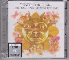 """""""Tears For Fears - Tears Roll Down Greatest Hits 82-92"""" Japan SACD Audiophile CD"""