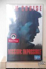 """Videokassette (VHS) """"Mission:Impossible"""" Agenten-Triller"""