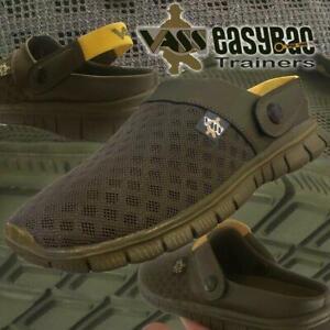 Vass Easy-Bag Trainer Khaki / Fishing Shoes & Footwear