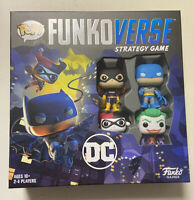 Funkoverse DC Comics Strategy Game by Funko Games [NEW]