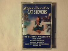 CAT STEVENS Remember - The ultimate collection mc cassette k7 SIGILLATA SEALED!!