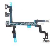 Per iPhone 5 Power Flex-Nastro di Blocco pulsante ON-VOLUME MUTE cavo Apple