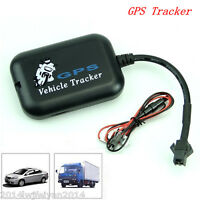 Mini Portable Car Tracker GPS GSM GPRS Real Time Global Tracking Locator Device