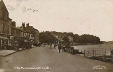 Postcard  promanade Arnside 1914 cumbria  A6