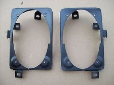 Porsche 968 & 944 S2 Cabriolet - Convertible Rear Speaker Bracket Frame Mounts