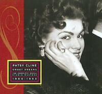 PATSY CLINE - SWEET DREAMS: HER COMPLETE DECCA MASTERS (1960-1963) NEW CD