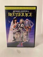 Beetlejuice (DVD, 2009, Deluxe Edition)
