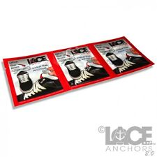 Lace Anchors 2.0 No tie shoelaces system - Go Bow Free Completes 6 shoes