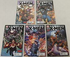 Marvel: The First X-Men (2012) #1-5 COMPLETE SET