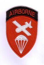 """WWII - AIRBORNE Cmd """"Variante - Red Letters"""" (Reproduction)"""
