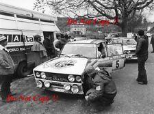 Walter Rohrl FIAT 131 ABARTH RALLY PORTOGALLO fotografia 1980 4