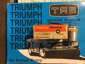 NOS AC Delco Seat Belt Buzzer 7978803 / 158509. Triumph TR6 —-