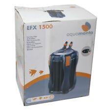 Aqua Manta EFX 1500U UV Auto Prime Canister Filter