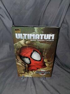 ULTIMATUM ULTIMATE SPIDER-MAN PREM HC hardcover MARVEL