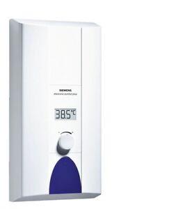 SIEMENS DE2427515 Durchlauferhitzer (elektronisch)  24/27 KW Neu OVP