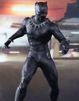 1/6 Black Panther Action Figure Marvel Avengers Iron Man Thor Series Legend Hulk