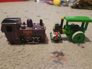 Thomas The Tank Engine and Friends. Culdee and George Die-cast Vehicles. Rare.