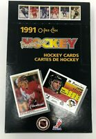 1990-91 O-PEE-CHEE OPC PREMIER FACTORY BOX!  🔥 JAGR ROOKIE? 36 PACKS MINT!