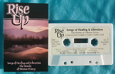 """Rise Up"" Songs of Healing by Benedictine MONKS OF WESTON PRIORY Audio Cassette"