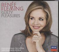RENEE Fleming Guilty Pleasures cd Brand New