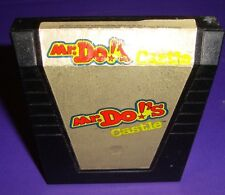 Mr. Do!'s Castle - Parker Brothers - Coleco - Colecovision - Cartridge only