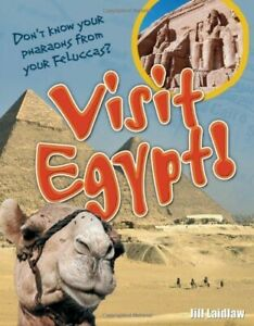 Visit Egypt!: Age 8-9, Above Average Readers (White Wolves Non Fiction)  New Boo