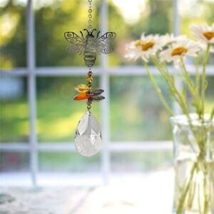 WOODSTOCK CHIMES -   Crystal Fantasy - BEE - SUN CATCHER  CFBEE