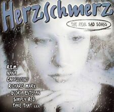 HERZSCHMERZ - THE REAL SAD SONGS / 2 CD-SET - TOP-ZUSTAND