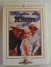 DVD THE MISFITS - Marilyn MONROE / Clark GABLE / Montgomery CLIFT - NEUF