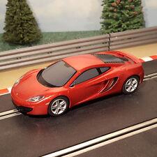Scalextric 1:32 Car - Metallic Red McLaren MP4-12C #M
