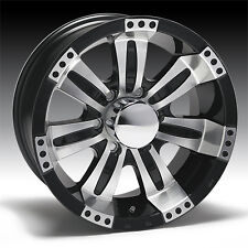 17X8 Alloy wheels to suit camper, caravan or trailer