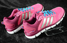 Girl's ADIDAS Climacool Aerate 3 xJ Sneakers Running Shoes Size 3.5 C75953 Pink