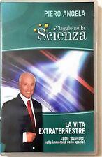 La Vita Extraterrestre Piero Angela Viaggio Nella Scienza Dvd