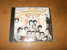 CD (BAR 151) - various artists - FOLLOW ME TO THE POPCORN VOL 5