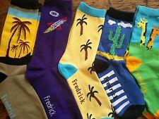 Adventure Box (Free Shipping) Fredrick Harold,   Funky, Colorful Socks