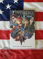 NEW SEALED Injustice Gods Among Us Vol 2 Year 3 The DC Comics Hardback Hardcover