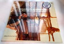 Charles Aznavour than whom none greater 1967 Reprise 6271 French 33rpm Vinyl NM