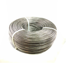 1/8 Cable Strand 1×19 – T316 'Marine Grade' Stainless Steel – 1,000′ Feet
