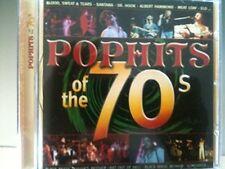 Pophits of the 70s Albert Hammond, Blood, Sweat & Tears, Dr. Hook, Mott t.. [CD]