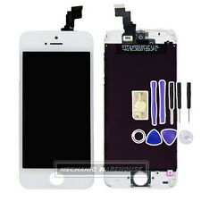 RETINA TOUCH SCREEN DISPLAY LCD & Digitalizzatore Montaggio Per Apple iPhone 5c Bianco