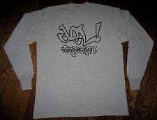 deL! hieroglyphics promo rap T-shirt vtg 90s hiero hip hop souls of mischief XL