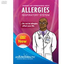 Allergies Respiratory System/Alergias Sistema Respiratorio
