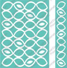 Cuttlebug 5x7 Embossing folder & Border - Papaya Halves - 2001791