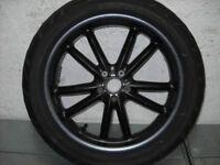 CERCHIO RUOTA POSTERIORE SENZA PNEUMATICO wheel original for PIAGGIO BEVERLY 250